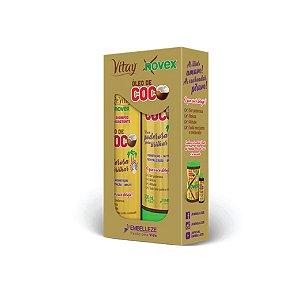 Kit Shampoo e Condicionador Novex Óleo de Côco 300ml