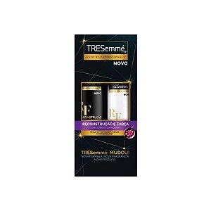 Kit Shampoo Tresemmé Reconstrução e Força 400ml e Condicionador 200ml