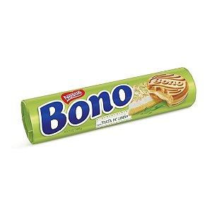 Biscoito Nestlé Bono Recheado Limão 140g
