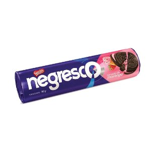 Biscoito Nestlé Negresco Soverte de Morango 140g