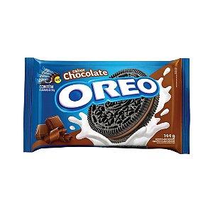 Biscoito Oreo Recheado Chocolate 144g