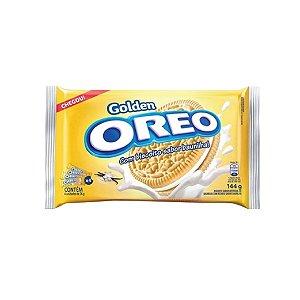 Biscoito Oreo Recheado Golden Baunilha 144g