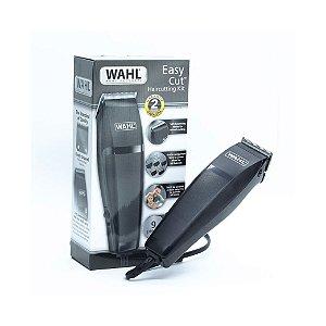 Máquina de Cortar Cabelo Wahl Easy Preto 9314-294 220v
