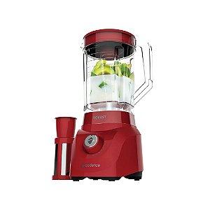 Liquidificador Cadence Robust LIQ411 220v - Vermelho