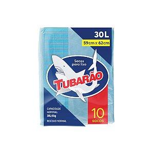 Saco de Lixo Tubarão 30L
