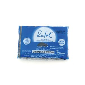 Ratol Chemone 25g Granulado