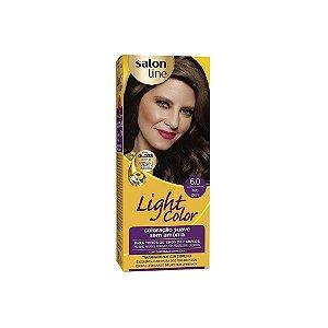 Coloração Salon Line Light Color 6.0 Louro Escuro