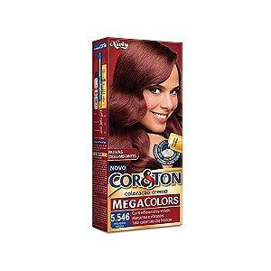 Coloração Cor&Ton Mini Kit 5.546 Vemelho Amora