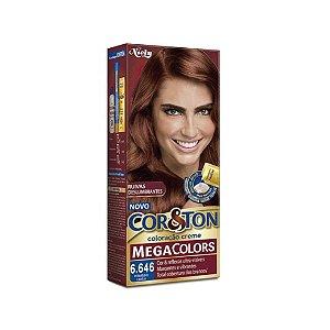 Coloração Cor&Ton Mini Kit 6.646 Vemelho Cereja