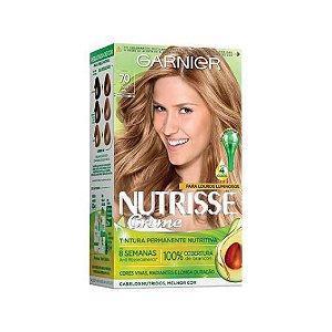 Kit Coloração Nutrisse 70 Louro Natural