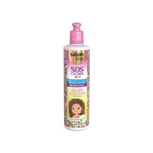 Ativador de Cachos Salon Line SOS Kids 300ml