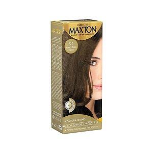 Tintura Creme Maxton Kit Prático 6.1 Louro Cinza Escuro