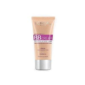 Base B.B. Cream Loreal 5 em 1 Fps20 Morena 30ml