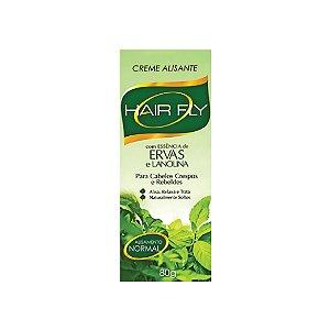 Creme Alisante Hair Fly Ervas e Lanolina 80g