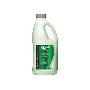Shampoo Alyne Mentol Refrescante 2L