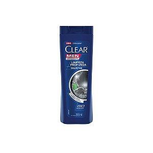 Shampoo Clear Limpeza Profunda 200ml