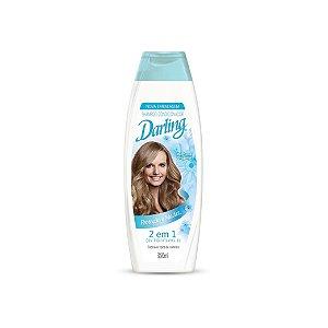 Shampoo Darling 2 em 1 Proteção e Maciez 350ml