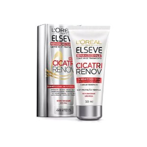 Leave-In Reparador Elseve Cicatri Renov 50ml