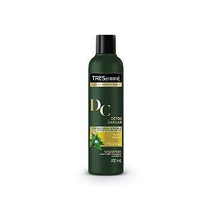 Shampoo Tresemmé Detox Capilar Expert 400ml