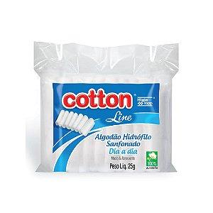 Algodão Cotton Sanfonado 25g