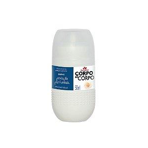 Desodorante Roll-On Davene Corpo a Corpo Suave 50ml