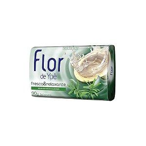 Sabonete Flor de Ypê Suave Frescor e Relaxante 90g