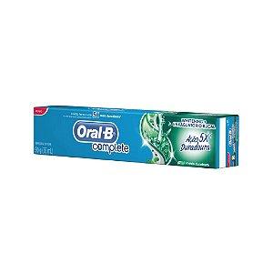 Creme Dental Oral-B Complete Ação Duradoura 90g