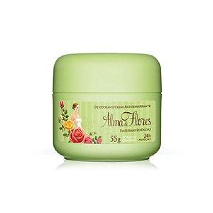 Desodorante Creme Alma Flores Classic 55g