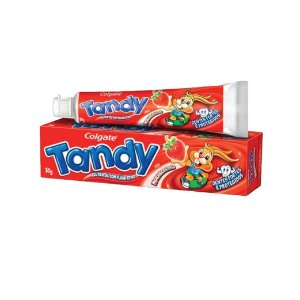 Gel Dental Colgate Tandy Morangostoso 50g