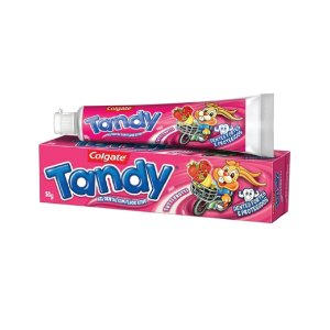 Gel Dental Colgate Tandy Tutti-Frutti 50g
