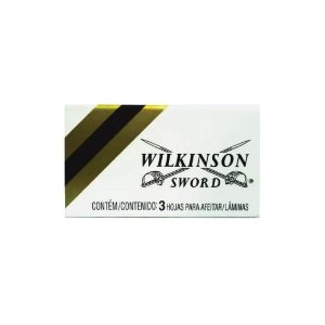Lâmina de Barbear Gillette Wilkinson C/3