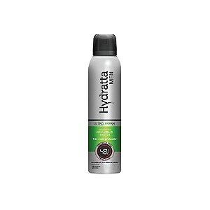 Desodorante Aerosol Francis Hydratta Ultra Fresh 165ml
