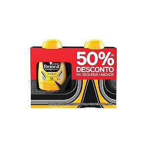 Desodorante Roll-On Rexona Men V8 C/2 50%Desconto 50ml