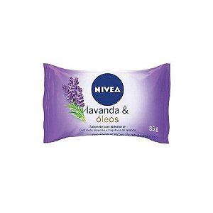 Sabonete Nivea Hidratante Lavanda 85g