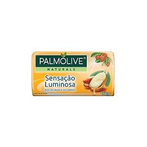 Sabonete Palmolive Suave Sensação Luminosa Óleo de Argan 150g