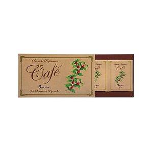 Biocare Café Estojo de Sabonetes  com 3 Unid. 90g
