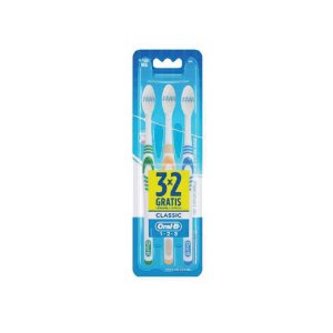 Escova Dental Oral-B Classic Leve 3 Pague 2