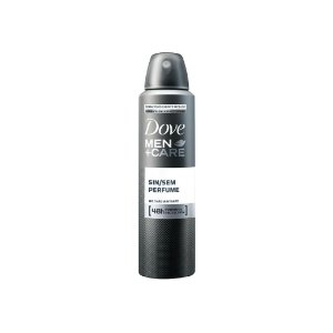 Desodorante Aerosol Dove Men Care Sem Perfume 150ml