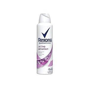 Desodorante Aerosol Rexona Active Emotion 150ml