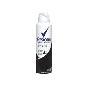 Desodorante Aerosol Rexona Invisible 150ml