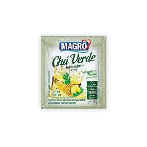 Chá Verde Magro Zero Açúcar Abacaxi Com Hortelã 8g