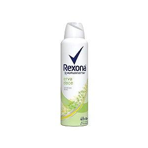 Desodorante Aerosol Rexona Erva Doce 150ml