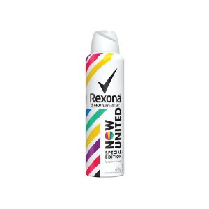 Desodorante Aerosol Rexona Now United 150ml