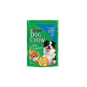 Ração Dog Chow Frango ao Molho 100g