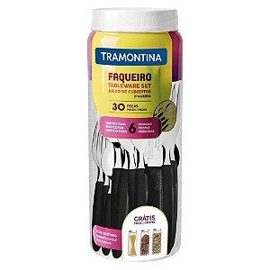 Faqueiro Tramontina 30 Peças Ipanema 3398/088