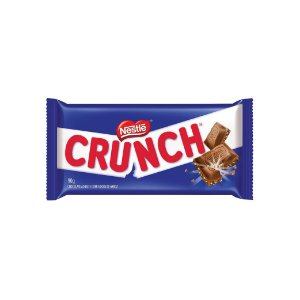 Barra de Chocolate Nestle Crunch 90g