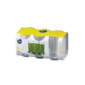 Conjunto de Copo Cylinder com 6 Unidades - Nadir
