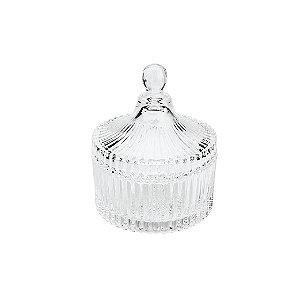 Bomboniere de Video Potiche Lyor Carousel Cristal 13,5cm 7007