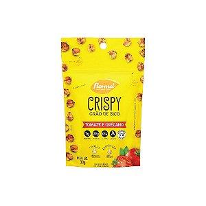 Crispy Grão de Bico Flormel Tomate e Orégano 25g