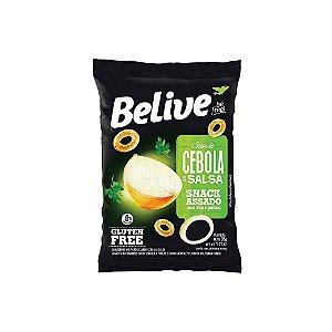 Snack Belive Cebola e Salva 35g